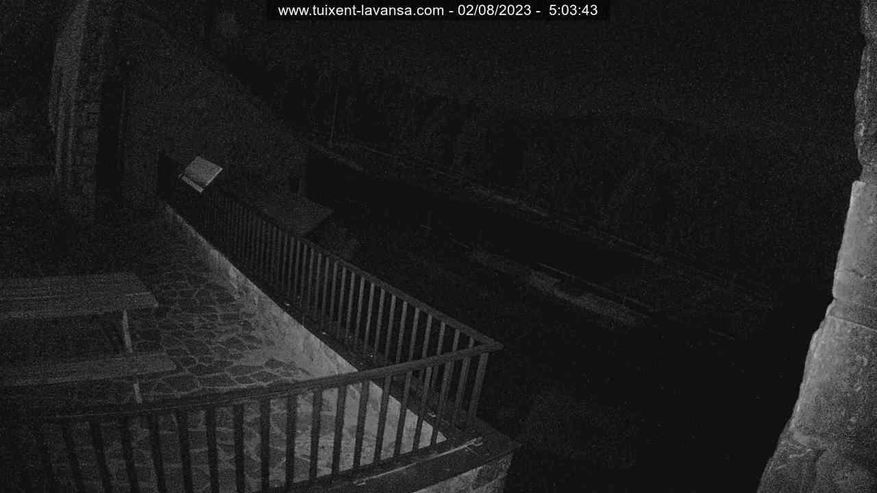 Webcam de Tallafocs